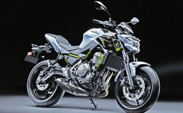 2017 Kawasaki Z650: Primera Mirada